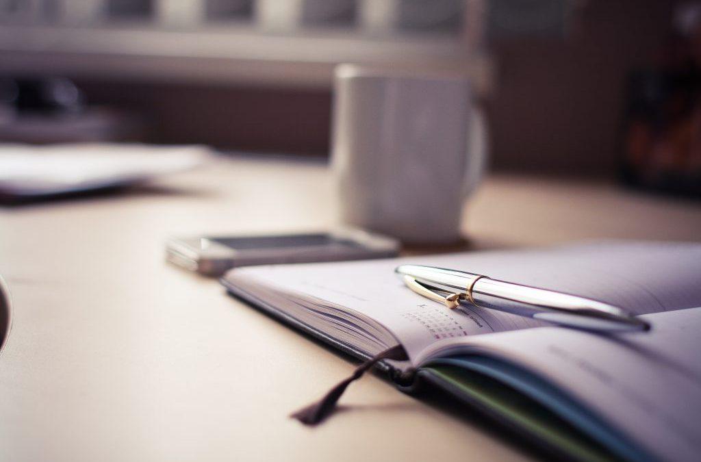 Dagboek van 1-jarige ondernemer